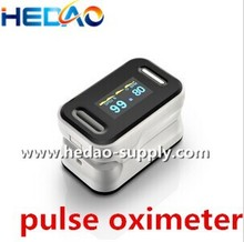 Two parameters digital best price finger pulse oximeter