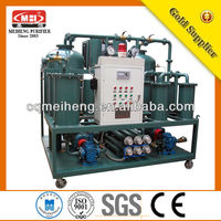 DYJ series High-Efficient Gear Oil Purify Machine with Emulsion Breaking truck oil filters young living water purification table