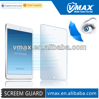 Protect your eyes! Anti Blue Light screen protector for iPad air / iPad 5 oem/odm (Blue Light Cut Film)