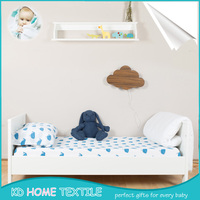 China factory wholesale comfortable baby crib bedding set