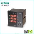 ampere metros y medidor de voltaje en medidor digital medidor de energía