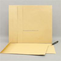 kraft gold paper envelope Peel-N-Seal Envelope