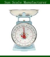 2014 Promotion 5kg Analog Slim Kitchen Scale