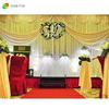 wholesale wedding decoration backdrop/weddings stage decoration backdrop curtains/2015 popular wedding stage backdrop decoration
