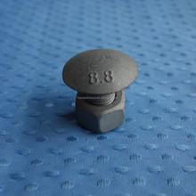 China manufacturer carbon steel button head bolt