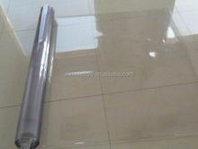 transparent clear soft pvc plastic film sheets roll