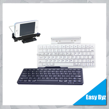 Universal wireless bluetooth Phone Tablet laptop computer keyboard for Apple Ipad/Samsung/Windows/ Android