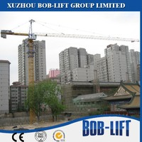 Building types of tower crane turntable for sale in india QTZ200