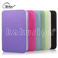 """Kaku Professionalflip leather cover case for samsung 7"""" android tablet cases"""