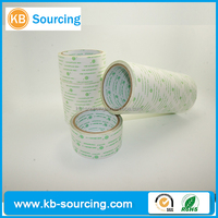 Cheap And High Quality heat resistant good quality pet double sided high temperature tape