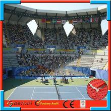 Pisos de equipo de tenis de alta calidad
