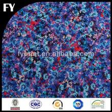 Custom new design high quality digital printed cotton fabric teflon coated