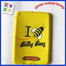 Factory cheap price for ipad mini cute animal shaped silicone case, tablet silicone case, for ipad mini smart case