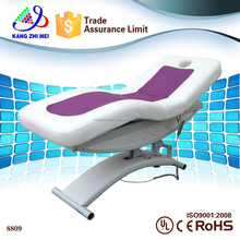 led therapy beauty bed&water bed massage table&massage therapy tables portable (KM-8809)