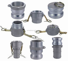 """fire brass forging reduced bore camlock coupling,1 1/2""""x1 1/2"""" fire hose coupling"""