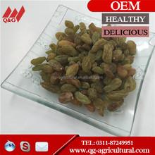sun dried raisin in dried fruit