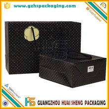 Customized Shopping Paper Bag&Paper Shopping Bag&recycled paper bag for packaging