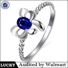 New alibaba china women jewelry sapphire ring price,blue sapphire rings