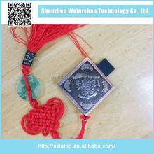 Cheap and high quality Metal flip flop usb flash drive