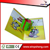 handmade custom gift box 3d christmas greeting card