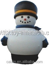new arrival factory price for sale inflatable snowman/inflatable character/christmas inflatable