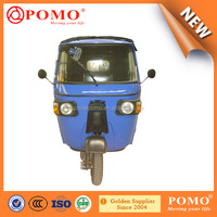 South Asia Long Seat New Design 205CC Air Cooled Tuk Tuk Tricycle Passenger From China