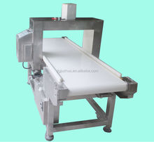 Top safety food metal detector for bean/dairy/egg/grain/meat/jelly pudding/kenel snacks processing JZD-88