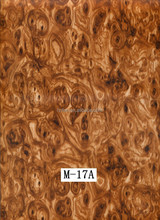 Hydrographic Printing Film No.M-17A wood water transfer printing film HOT SALE
