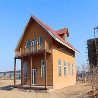 3x6Meter FRSTECH prefabricated wood houses, wooden garden furniture, prefab house