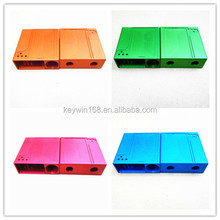 Anodizing with All Kinds of Colors
