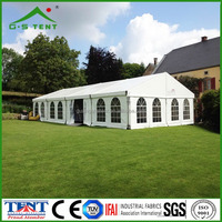 20x30 / 200 seater party wedding tent hot sale