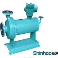 Hot water circulation canned motor pump