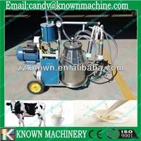 battery operated milking machine/220V milking machine