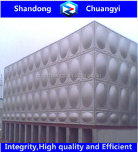 304 Stainless Steel Square Water Tank for Drinking Water with High Quality ISO9001
