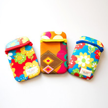 sublimation rubber mobile phone holder with cover factory