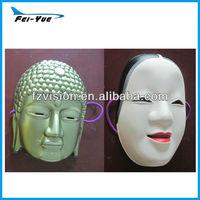 Customized Design PVC Japanese Festival Mask