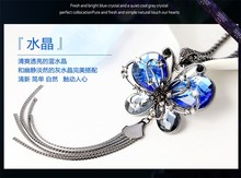 Wholesale fashion jewelry tassel long chain necklace, all top sale products