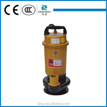 WQD series 0.5hp submersible electric water pump for sewage