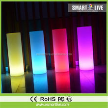 Event decoration Remote Controlled 14 led lights, LED submersible lighting