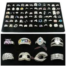 Wholesale Fashion Jewelry Assorted Rings