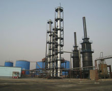 Waste Lube Refining Plant