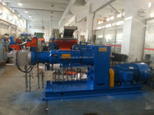 Rubber Extruder Machine XJ-150 For Motocycle Inner Tube Tire (CE)