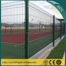 Cheap Prices Decorative Metal Panels Plastic Garden Fence (Factory)