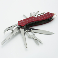 pocket camping swiss multifunction army knife