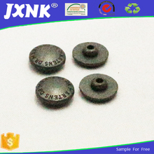Bags ,Garment ,shoes use and copper material screw back rivet
