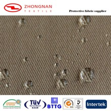 EN13034 Polyester/Cotton 65/35 Acid Proof Alkali Resistant Twill Fabric for Industry