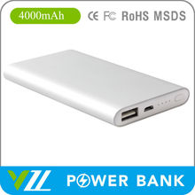 Mobile Phone Travel Charger, 4000 mah Emergency Mobile Phone Charger Using AAA Battery