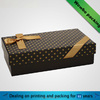 custom made different types fancy paper box for present