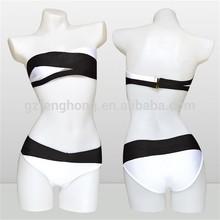 de la mujer de dos piezas de moda sexy bikini traje de baño ropa de playa bikini traje de baño