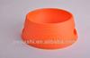FDA/LGFB pet food feeder silicone dog bowl